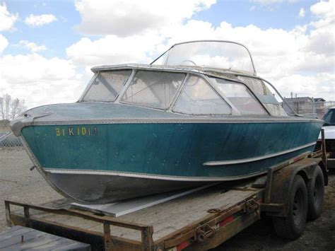 old aluminum boat restoration the reasonably priced restoration of a classic 1959