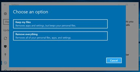 hp resetting your pc 1 how to reinstall windows like a pro pcworld