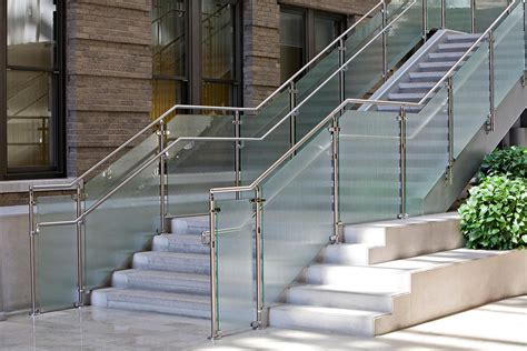 End Cup Tutup Rail Eco glass railing systems glass railing falcon railing