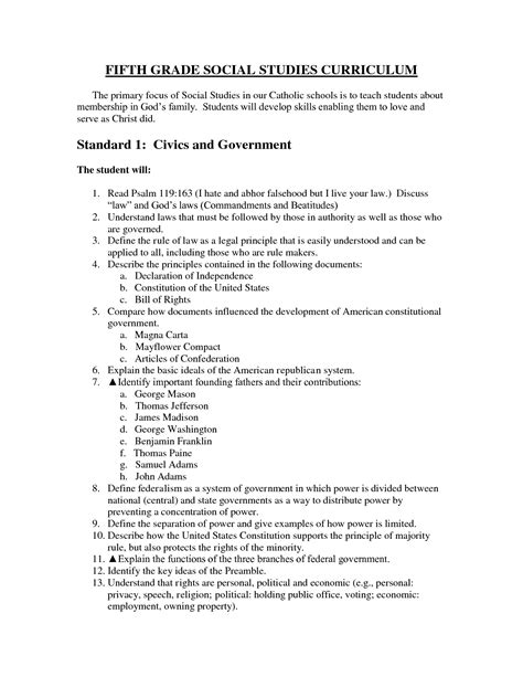 Social Studies For 5th Grade Worksheets by 19 Best Images Of 5 Grade Social Studies Worksheets Free