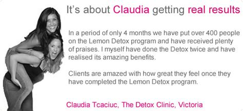 Lemon Detox Stockists Sydney by The Lemon Detox Diet