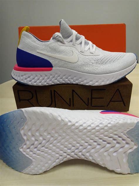 Nike React Epic nike react epic flyknit caratteristiche scarpe running runnea