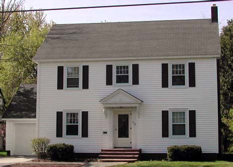 introduction to new england colonial architecture uwec g367 vogeler new england colonial