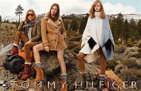 tommy hilfiger ad caign tommy hilfiger the fall winter 2014 15 advertising