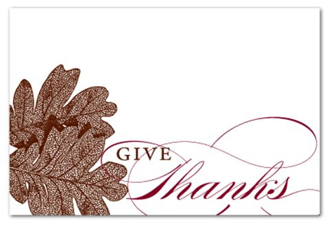 thanksgiving note card template belletristics stationery design and inspiration for the