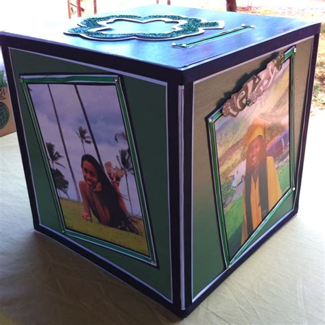 tiki hut valentine box 17 best images about graduation party card boxes on