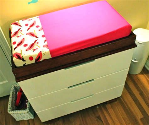 How To Make A Changing Table Pad Patterns For Baby Changing Pad Covers Sewing Patterns For Baby