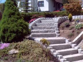 garten treppe landschaftspflege j 252 rgen findeklee