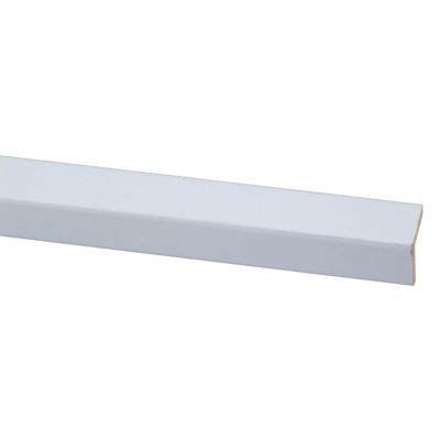 Baguette D Angle Pvc 7778 by Baguette D Angle Papier Blanc 25 X 25 Mm L 2 4 M Castorama