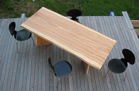 ash dining table f
