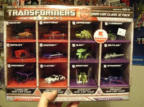 Minicon Retail k mart minicon exclusives found at retail and at kmart transformers