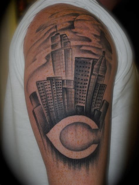 tattoo cincinnati grayscale cincinnati tattoos