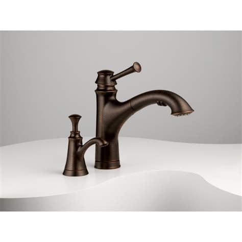 brushed bronze kitchen faucet faucet com 63005lf bz in brilliance brushed bronze by brizo