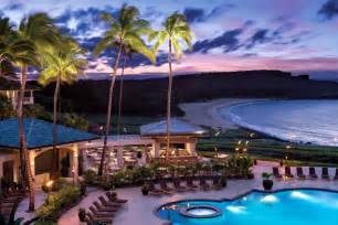 Hawaiian Style Homes Four Seasons Resort Lanai Hawaii Unveils Multi Million