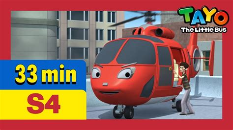 L Emergency tayo s4 l new emergency center and more 33 mins l best