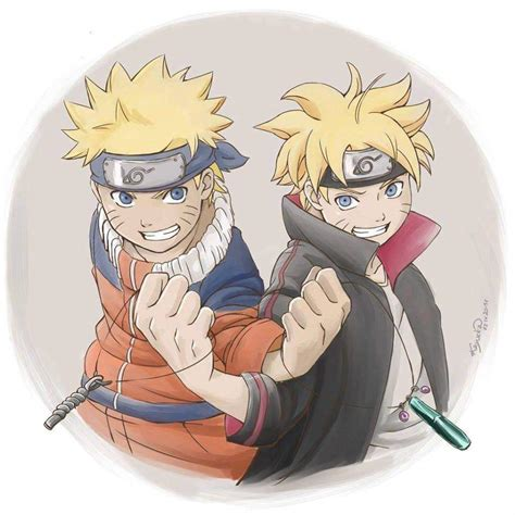 boruto part 1 who would win between naruto from part1 against boruto