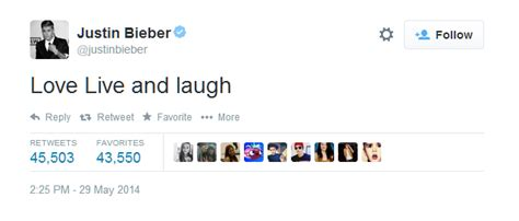 bio do justin bieber para twitter justin bieber apologizes for mistaken association with