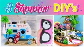 Fairy Garden Crafts - 3 summer crafts to do when you re bored simple compilation diy amazing diys amp craft hacks