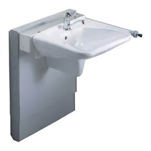 support de lavabo 224 hauteur variable 233 lectrique atout
