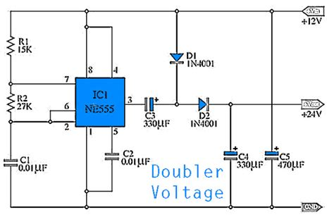 electrolytic capacitor voltage multiplier capacitor doubler circuit 28 images voltage doubler voltage multiplier circuits voltage