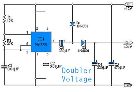 capacitor voltage multiplier circuit capacitor doubler circuit 28 images voltage doubler voltage multiplier circuits voltage