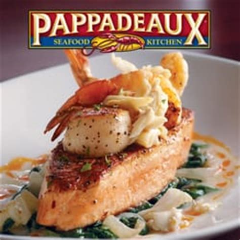 Pappadeaux Seafood Kitchen San Antonio Tx by
