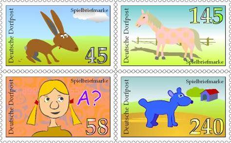Etiketten Briefmarken Drucken by Spielbriefmarken Und Spielpostkarten Zum Selbst Ausdrucken