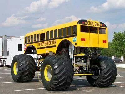 Jeep 4x4 School High Rise 4x4 School Trucks Schools