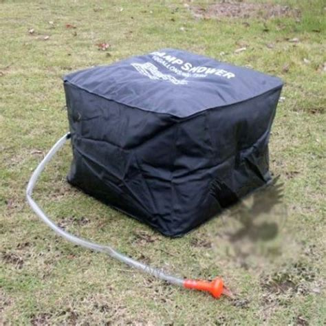 Outdoor Portable Shower by Portable Cing Outdoor Hiking Solar Energy Heated C