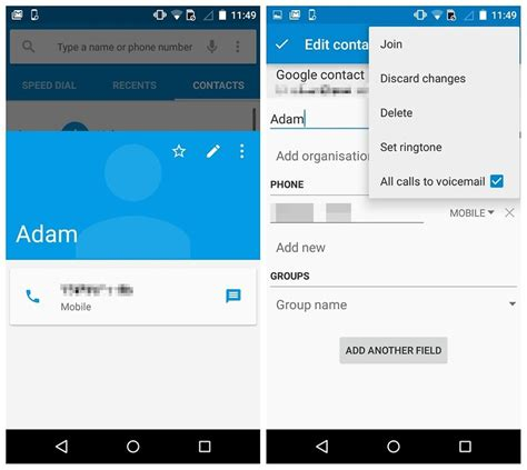 how to save voicemails on android how to block unknown calls android