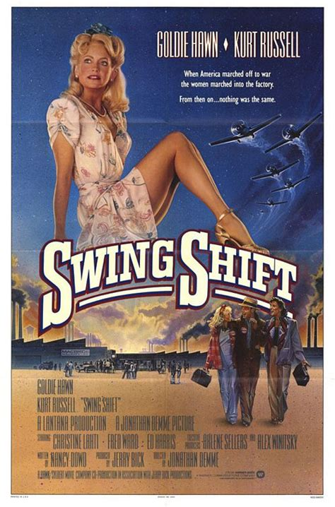 work swing shift swing shift 1984 find your film movie recommendation