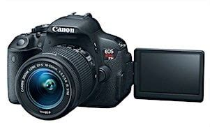 canon dslr flip screen the canon eos rebel t5 vs t5i what is the difference