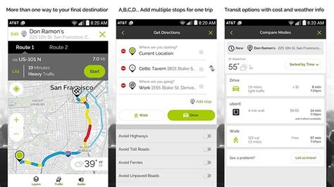 best android gps navigation app 10 best gps app and navigation app options for android android authority
