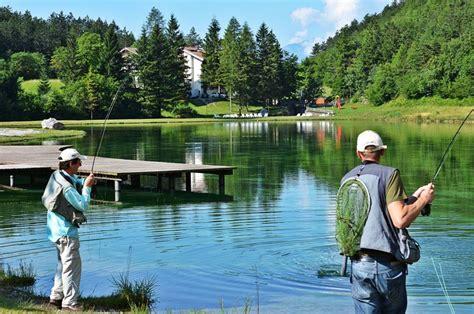 pesca acque interne pasture disponibili per la pesca in acque interne