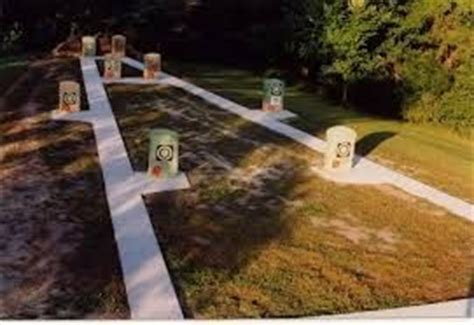 Backyard Archery Range Ideas Diy Outdoor Archery Range For The Home Pinterest