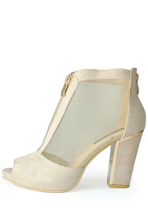 beige suede ankle boots images