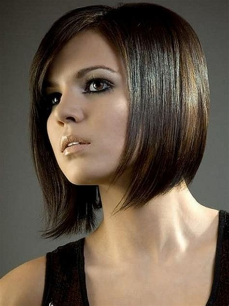 shoulder length angled bob medium length bob haircuts 88 bob angled bob medium bob