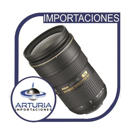Nikon Af S 24 70mm F 2 8g Ed nikon 24 70mm f 2 8g ed af s importaciones arturia