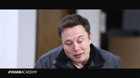 elon musk khan academy a conversation with elon musk rus sub youtube
