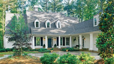 southern living farmhouse plans no 9 crabapple cottage 2016 best selling house plans