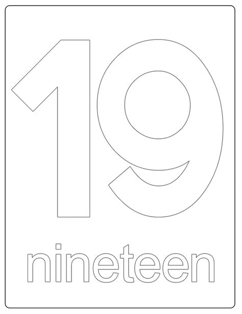 coloring page number 19 pin number 19 coloring page on pinterest