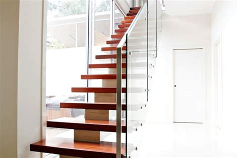 Residential Stairs Design An Installation Showing A Residential Staircase
