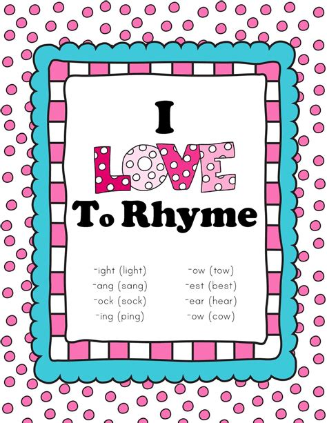 valentines rhymes valentines day themed rhyming pack only curiosity