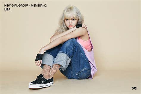 YG Reveals Second New Girl Group Member Lisa   Soompi