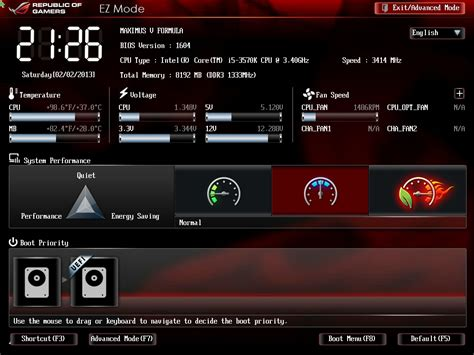 How To Boot From Usb On Asus Rog Laptop asus rog maximus v formula motherboard review tech