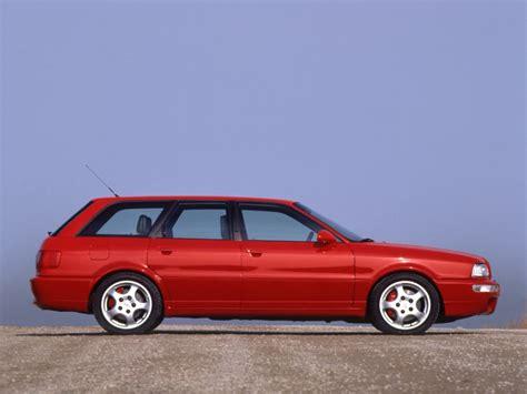 audi 80 avant rs2 specs 1994 1995 1996 autoevolution