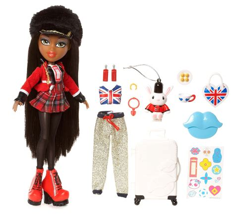 commercial with donald doll bratz study abroad dolls thebratzpack