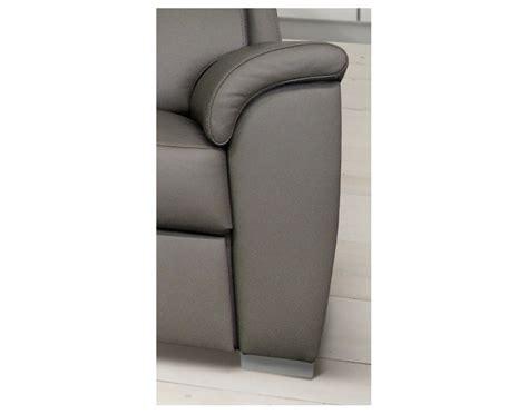 petits canap駸 petit canap 233 3 places avec chaise longue cuir shane