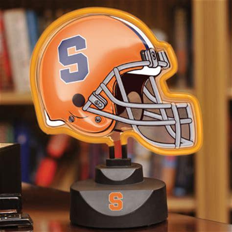 Syracuse Orange Bedroom Table L by Syracuse Orange Ncaa College Neon Helmet Table L