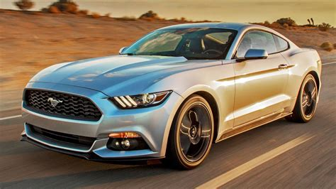 Best Turbocharged Cars 2015 by The 2015 Ford Mustang Is Equipped With The